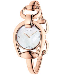 Gucci Horsebit Ladies Watch Model: YA139508