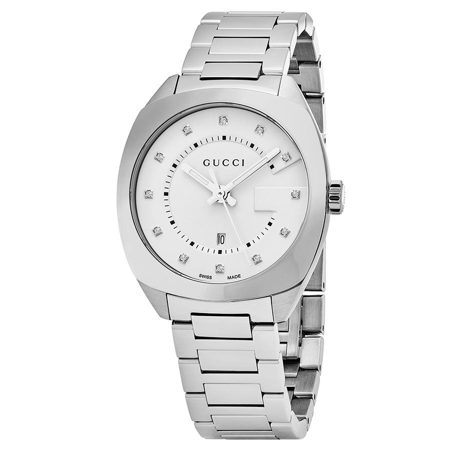 15896392f5d Gucci G-Timeless GG2570 Men s Watch Model  YA142403