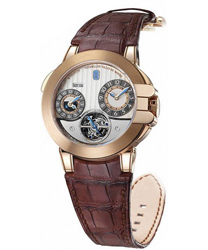 Harry Winston Z5 Mens Wristwatch