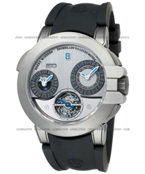 Harry Winston Z5 Men's Watch Model 400-MATTZ45ZC-WA