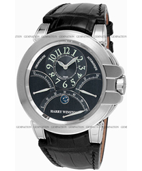 Harry Winston  Ocean  Men's Watch Model: 400-MCRA44WL-A
