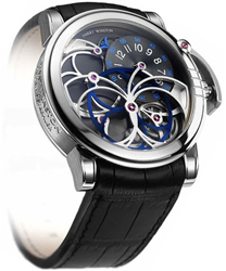 Harry Winston Opus Men's Watch Model: 500-MMAS45WL