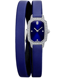 Harry Winston Emerald Ladies Watch Model:  EMEQHM18WW001