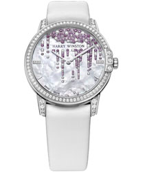 Harry Winston Midnight Ladies Watch Model MIDAHM36WW001