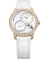 Harry Winston Midnight Ladies Watch Model MIDAMP36RR001