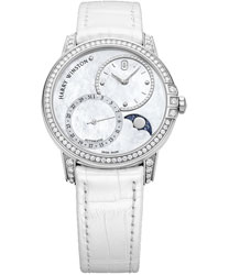Harry Winston Midnight Ladies Watch Model MIDAMP36WW001