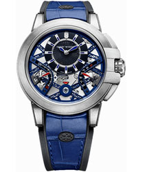 Harry Winston Project Z Men's Watch Model OCEABI42ZZ001