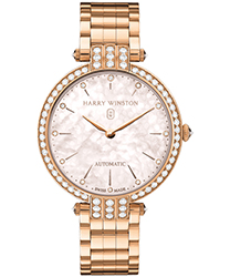 Harry Winston Premier Ladies Watch Model PRNAHM36RR002