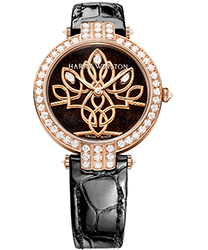 Harry Winston Premier Ladies Watch Model PRNAHM36RR006