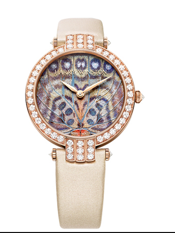 Harry Winston Premier Ladies Watch Model PRNAHM36RR007