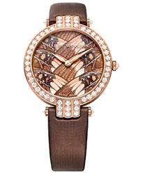 Harry Winston Premier Ladies Watch Model PRNAHM36RR008