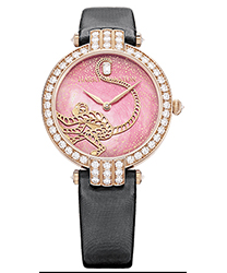 Harry Winston Premier Ladies Watch Model PRNAHM36RR010