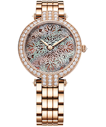 Harry Winston Premier Ladies Watch Model PRNAHM36RR015