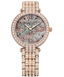 Harry Winston Premier Ladies Watch Model PRNAHM36RR016