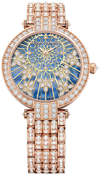 Harry Winston Premier Ladies Watch Model PRNAHM36RR020