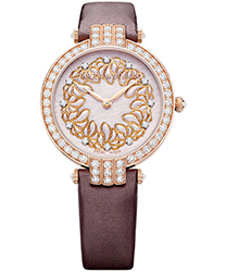 Harry Winston Premier Ladies Watch Model PRNAHM36RR021