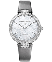 Harry Winston Premier Ladies Watch Model PRNAHM36WW001