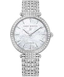 Harry Winston Premier Ladies Watch Model PRNAHM36WW003
