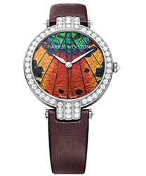 Harry Winston Premier Ladies Watch Model PRNAHM36WW005