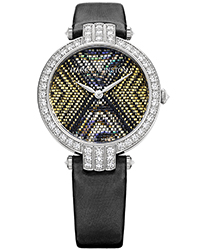 Harry Winston Premier Ladies Watch Model PRNAHM36WW007
