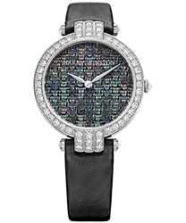 Harry Winston Premier Ladies Watch Model PRNAHM36WW008
