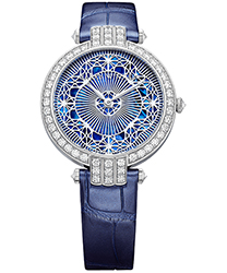 Harry Winston Premier Ladies Watch Model PRNAHM36WW009