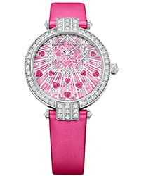 Harry Winston Premier Ladies Watch Model PRNAHM36WW013