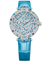 Harry Winston Premier Ladies Watch Model PRNAHM36WW016