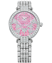 Harry Winston Premier Ladies Watch Model PRNAHM36WW018