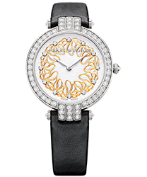 Harry Winston Premier Ladies Watch Model PRNAHM36WW019