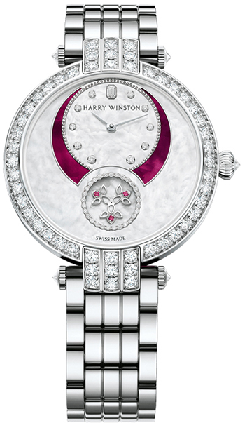 Harry Winston Premier Ladies Watch Model PRNASS36WW002