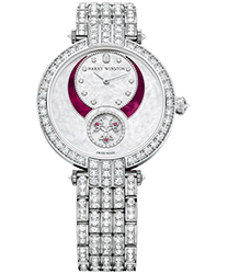Harry Winston Premier Ladies Watch Model PRNASS36WW003