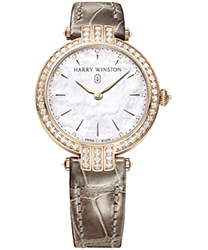 Harry Winston Premier Ladies Watch Model PRNQHM31RR001