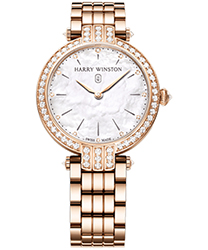 Harry Winston Premier Ladies Watch Model PRNQHM31RR003