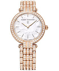 Harry Winston Premier Ladies Watch Model PRNQHM31RR004