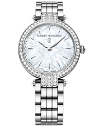 Harry Winston Premier Ladies Watch Model PRNQHM31WW003