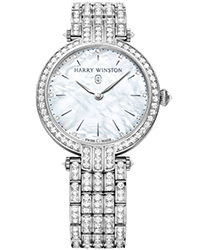 Harry Winston Premier Ladies Watch Model PRNQHM31WW004