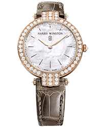 Harry Winston Premier Ladies Watch Model PRNQHM36RR008