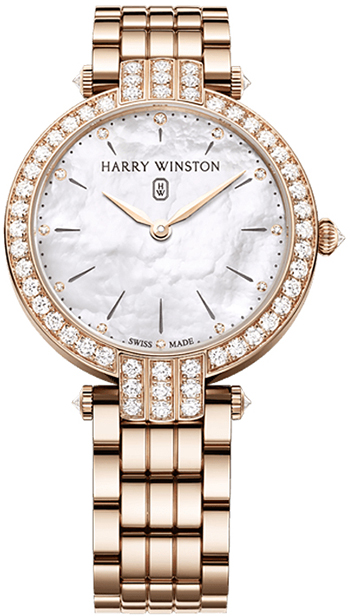 Harry Winston Premier Ladies Watch Model PRNQHM36RR009