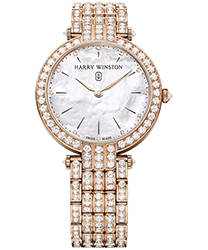 Harry Winston Premier Ladies Watch Model PRNQHM36RR010