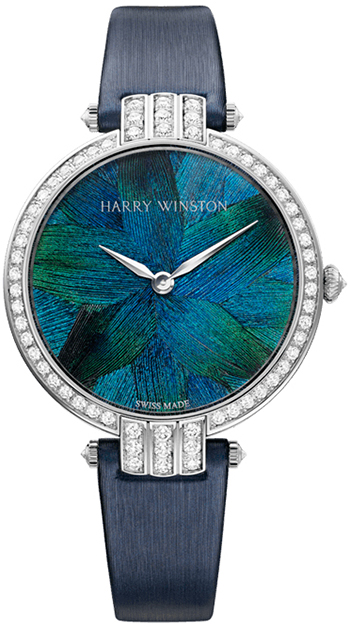 Harry Winston Premier Ladies Watch Model PRNQHM36WW006
