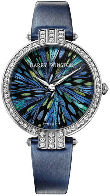 Harry Winston Premier Ladies Watch Model PRNQHM36WW010