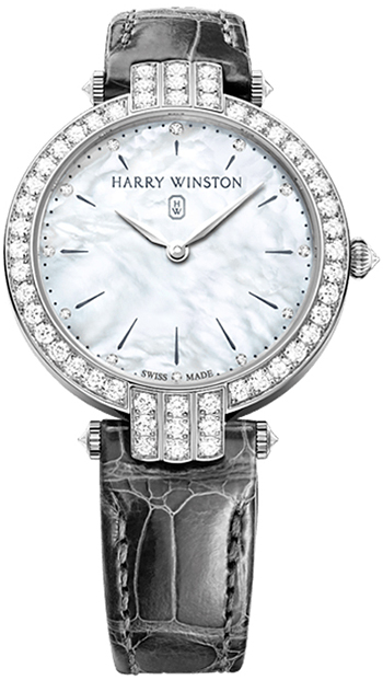 Harry Winston Premier Ladies Watch Model PRNQHM36WW016