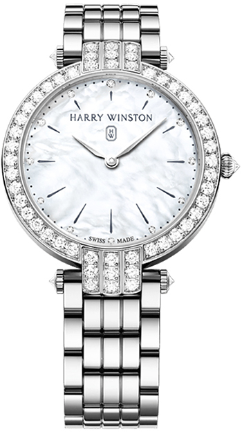 Harry Winston Premier Ladies Watch Model PRNQHM36WW017