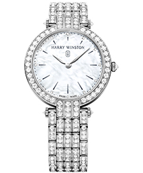 Harry Winston Premier Ladies Watch Model PRNQHM36WW018