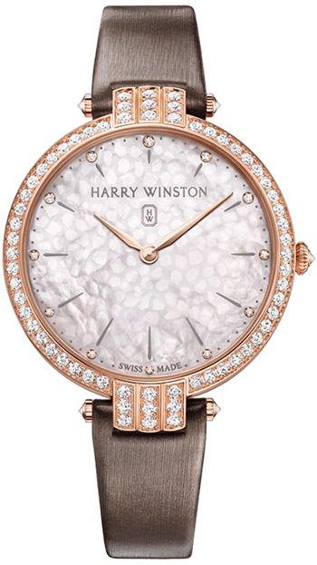 Harry Winston Premier Ladies Watch Model PRNQHM39RR001