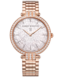 Harry Winston Premier Ladies Watch Model PRNQHM39RR002