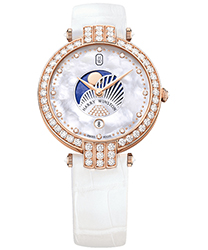 Harry Winston Premier Ladies Watch Model PRNQMP36RR001
