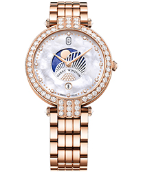 Harry Winston Premier Ladies Watch Model PRNQMP36RR003