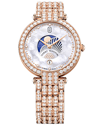Harry Winston Premier Ladies Watch Model PRNQMP36RR004